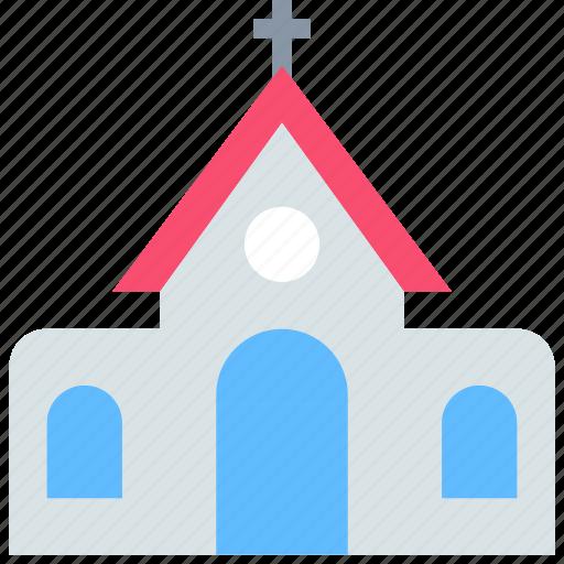 building, church, religion icon