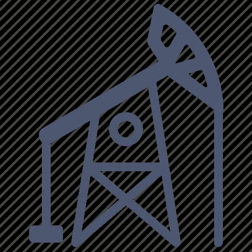 drill, gas, oil icon