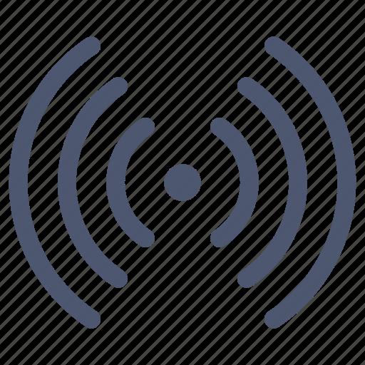 radio, signal, wifi icon