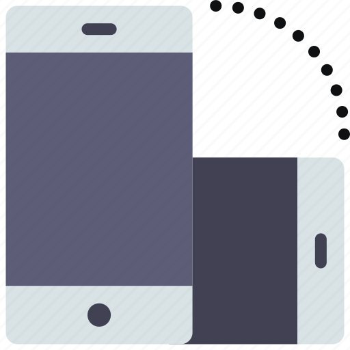 device, mobile, rotate icon