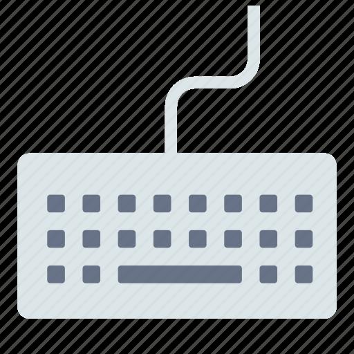 hardware, keyboard, keys icon