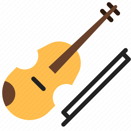 cello, instrument, violin icon