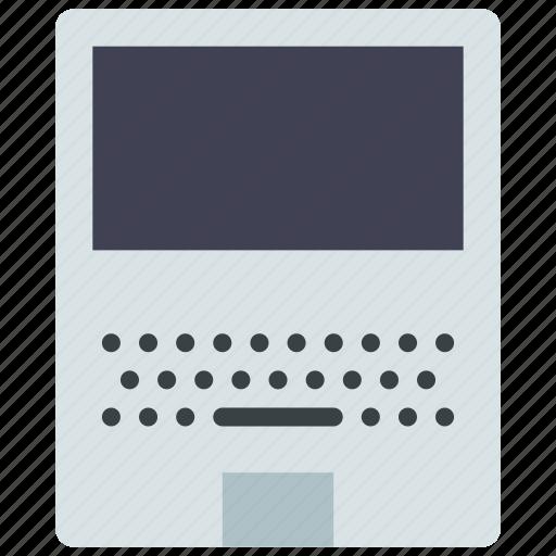 device, gadget, laptop icon