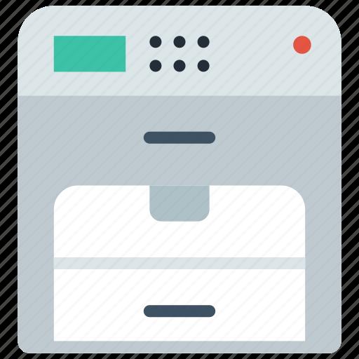 copy, device, printer icon