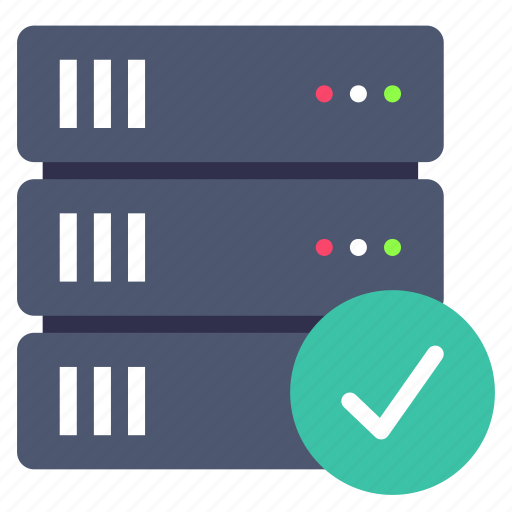 backup, complete, server icon