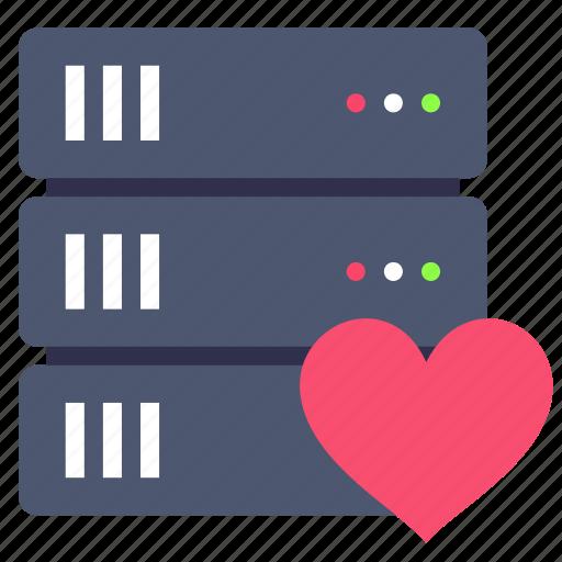 best, database, server icon