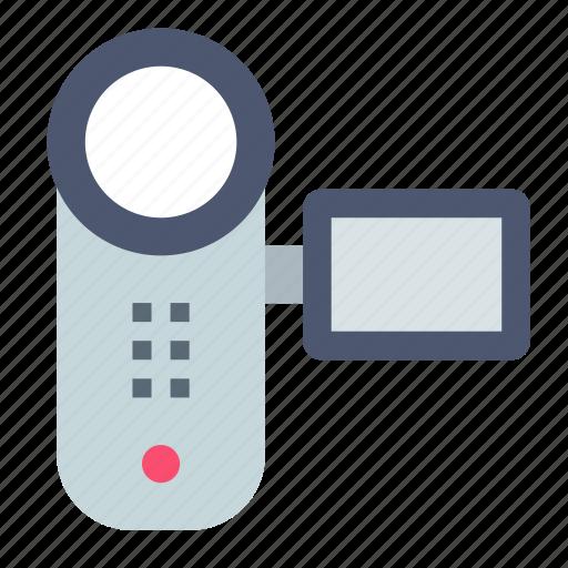 camera, device, video icon