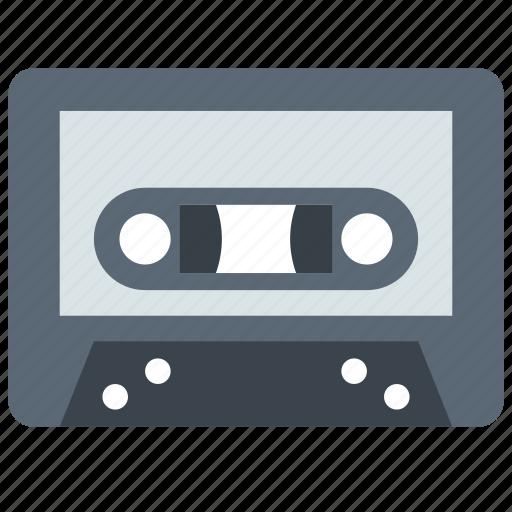 analog, audio, tape icon