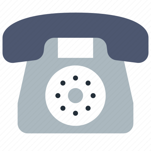 old, phone, telephone icon