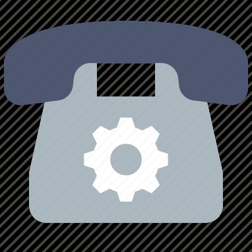 options, phone, telephone icon