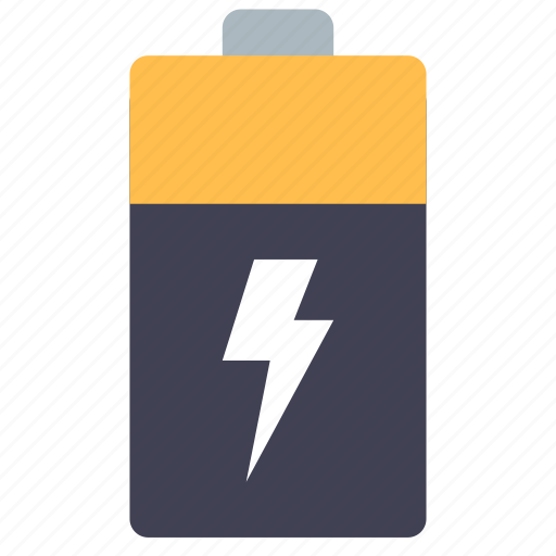 battery, charge, electric icon