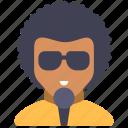 artist, disco, human, singer icon