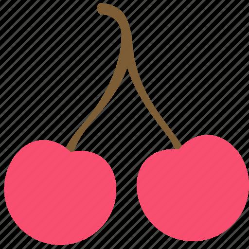 berry, cherry, food icon