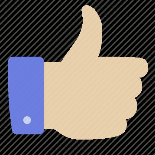 like, thumb, up icon