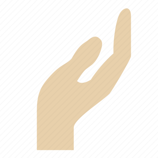 hand, request, share icon