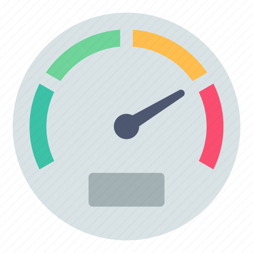 dashboard, gauge, speed icon