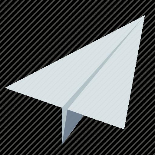 paperplane, plane icon