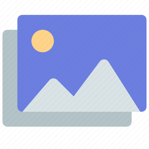 Album, gallery, photo icon - Download on Iconfinder