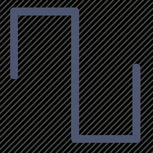 sound, square, synth icon