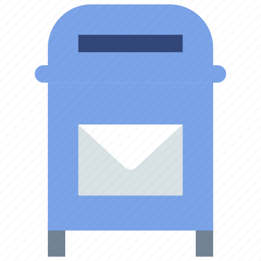 mail, mailbox, postbox icon