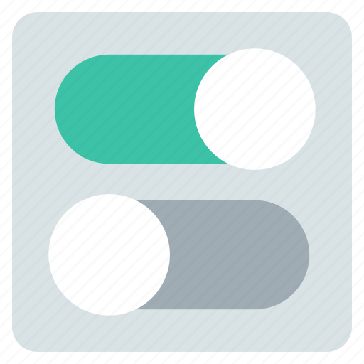 control, switch icon