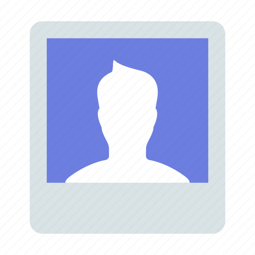 avatar, man, photo icon