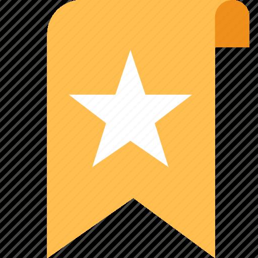 bookmark, favorite icon