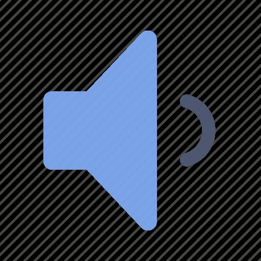 sound, speaker, volume icon