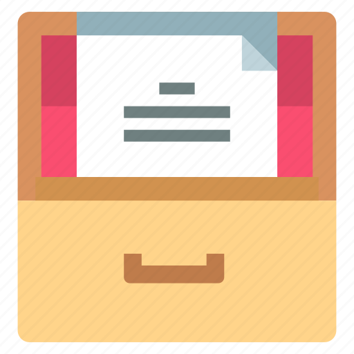 Archive, documents, files icon - Download on Iconfinder