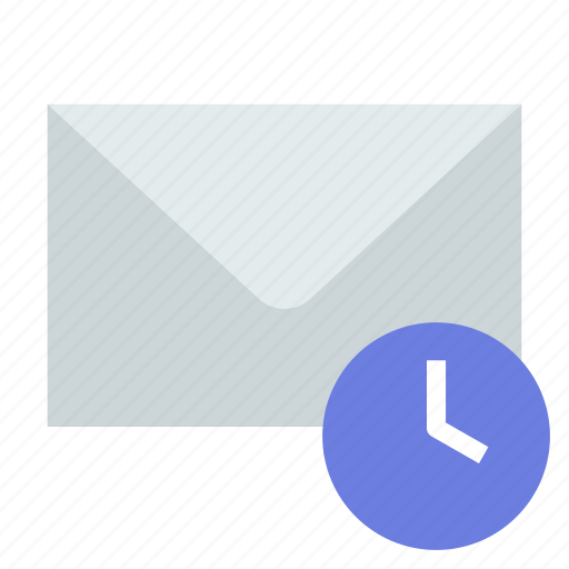email, history, mail icon