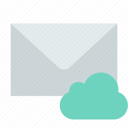 cloud, mail, message icon