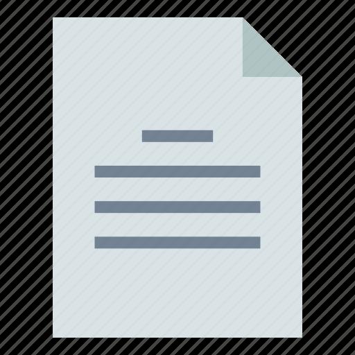 document, file, icojam icon