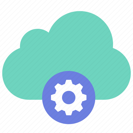 cloud, data, options icon