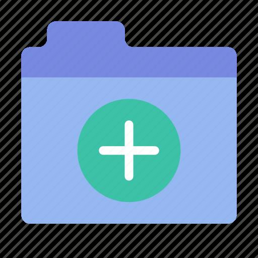 files, folder, new icon