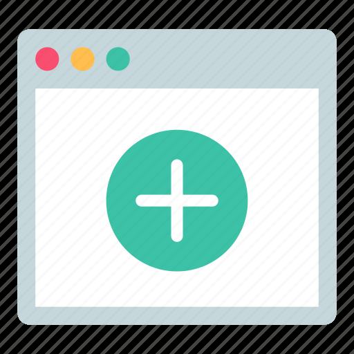 add, app, new icon