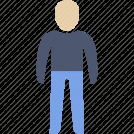 human, man, person icon