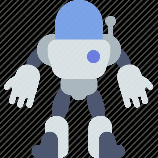 cosmonaut, space, suit icon