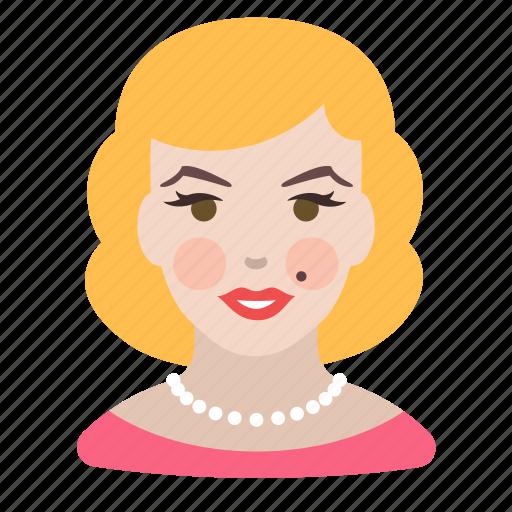 cinema, marilyn, woman icon