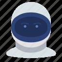 astronaut, cosmonaut, man icon