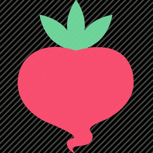 food, radish, turnip icon
