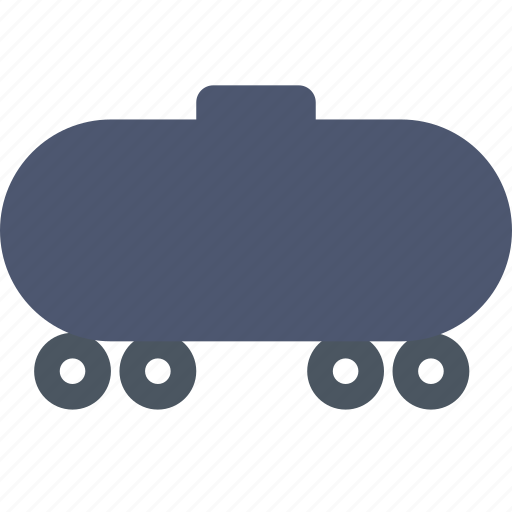 cistern, railroad, tank icon