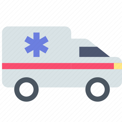 ambulance, doctor, transport icon