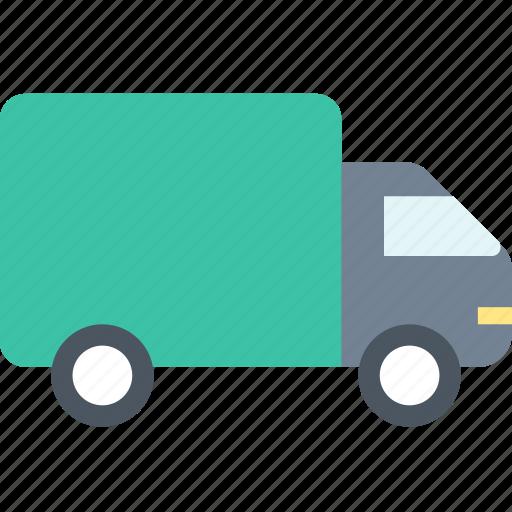 cargo, transport, truck icon