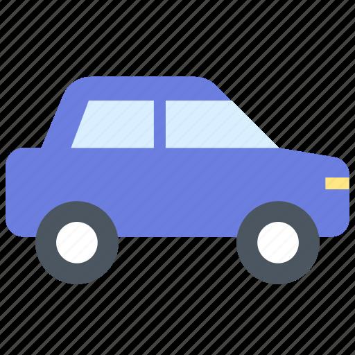 auto, car, sedan icon