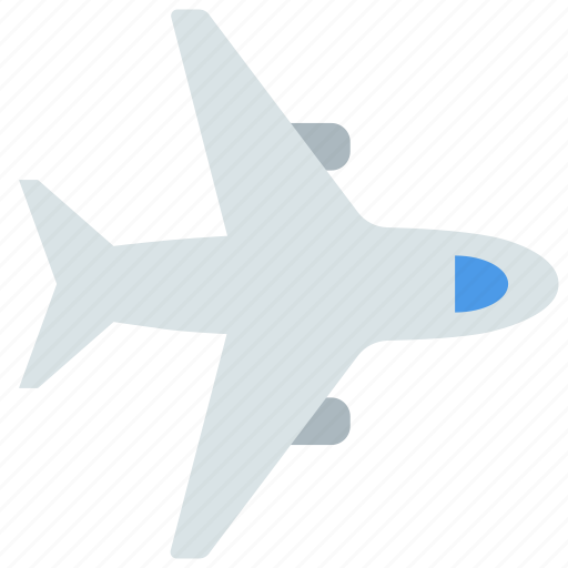 airplane, fly, plane icon