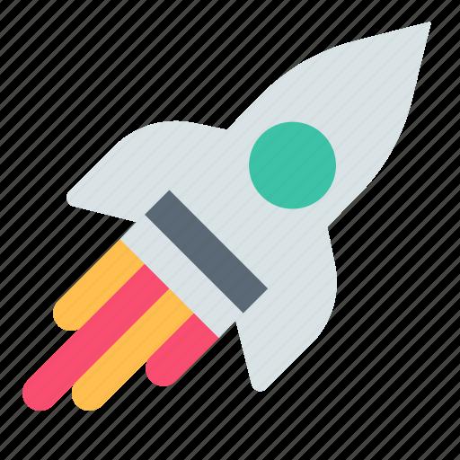 game, rocket, startup icon