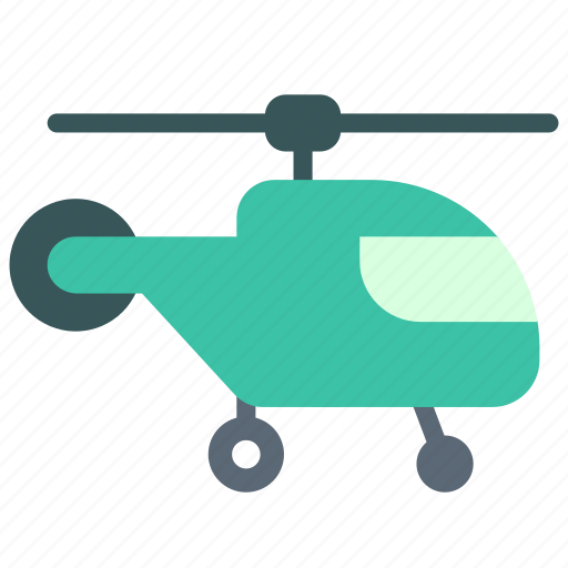 fly, helicopter, transport icon