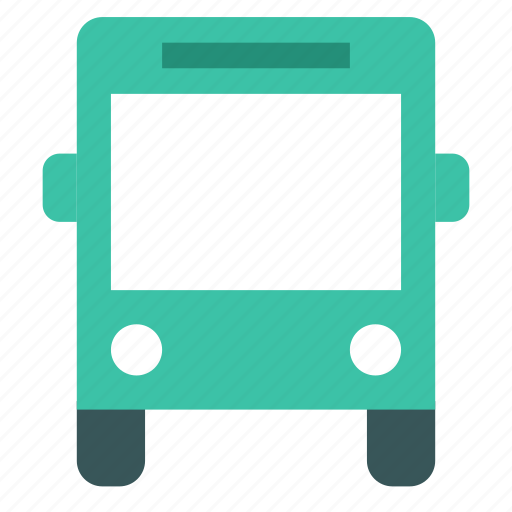 bus, parking, sign icon
