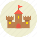 bastion, castle, tower