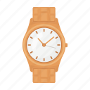 accessory, clock, jewelry, masculine, product, watch, wrist icon